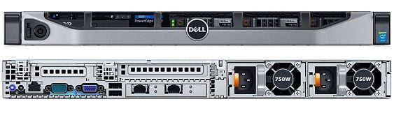 Сервер<br \>DELL EMC PowerEdge R630