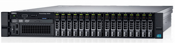 Сервер<br \>DELL EMC PowerEdge R830