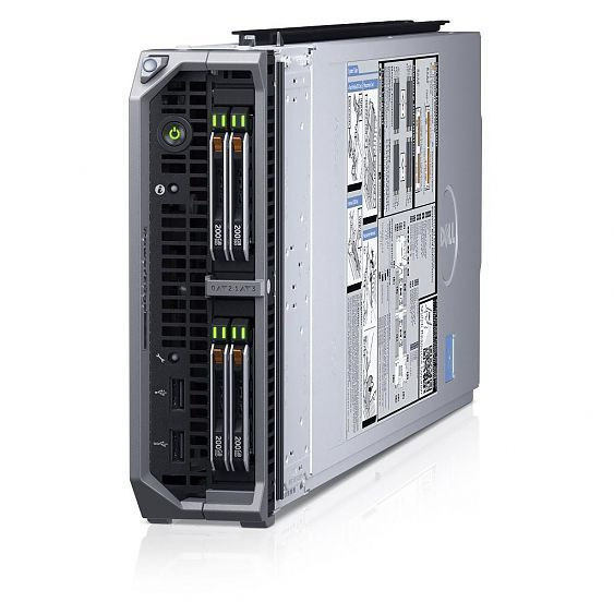 Блейд-сервер<br> DELL PowerEdge M630