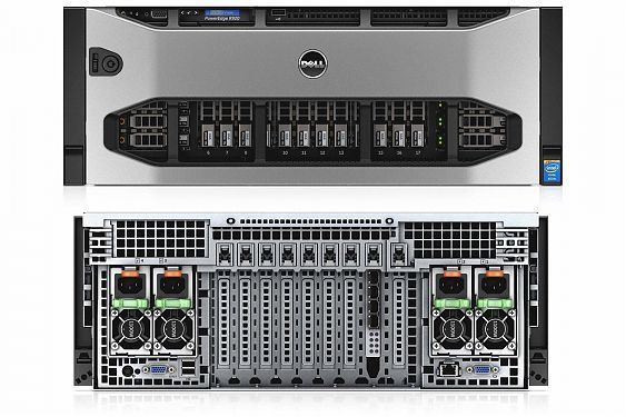 Сервер<br \>DELL EMC PowerEdge R920