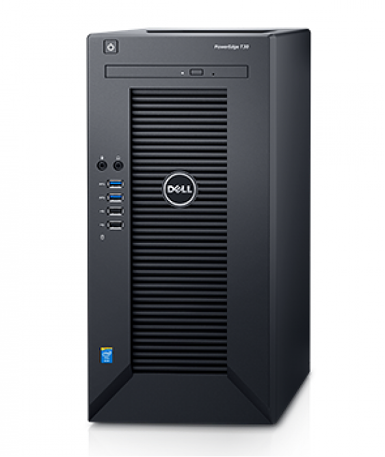Сервер<br \>DELL EMC PowerEdge T30