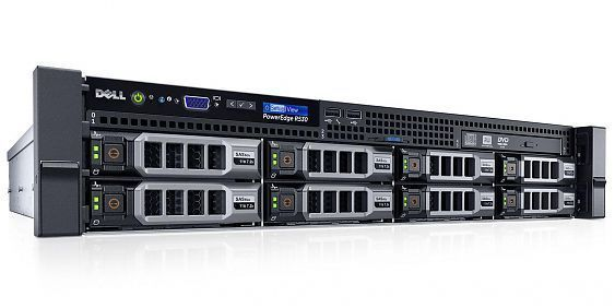 Сервер<br \>DELL EMC PowerEdge R530