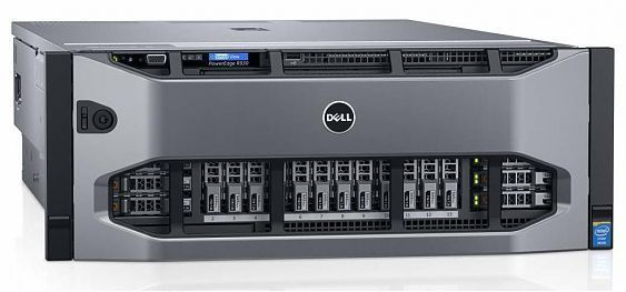 Сервер<br \>DELL EMC PowerEdge R930