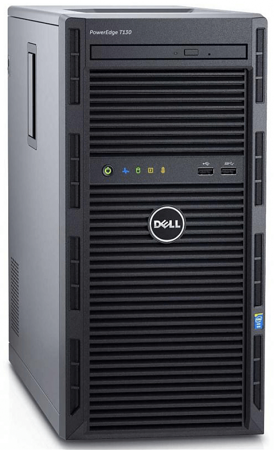 Сервер<br \>DELL EMC PowerEdge T130