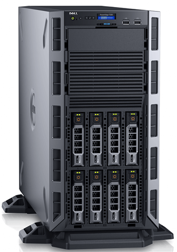 Сервер<br \>DELL EMC PowerEdge T330