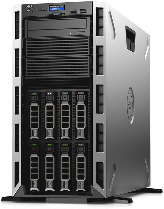 Сервер<br \>DELL EMC PowerEdge T430