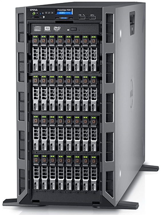 Сервер<br \>DELL EMC PowerEdge T630