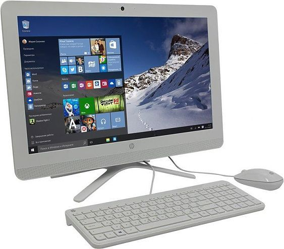 Моноблок HP 22 All-in-One