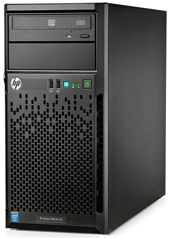 Сервер<br \> HPE (HP) ProLiant ML10 Gen9