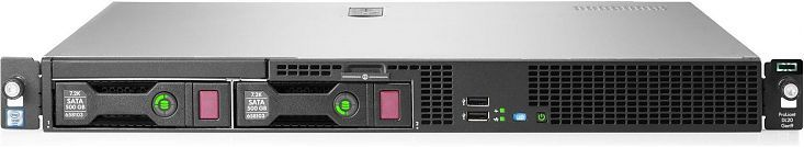 HPE (HP) ProLiant DL20 Gen9