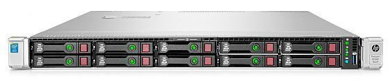 Сервер<br \> HPE (HP) ProLiant DL360 Gen9