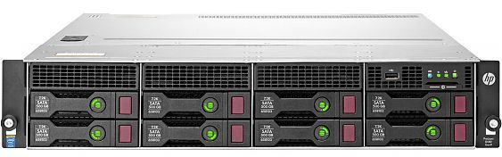 Сервер<br \> HPE (HP) ProLiant DL80 Gen9