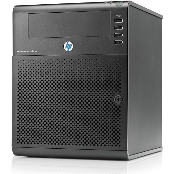 Сервер HPE (HP) ProLiant MicroServer