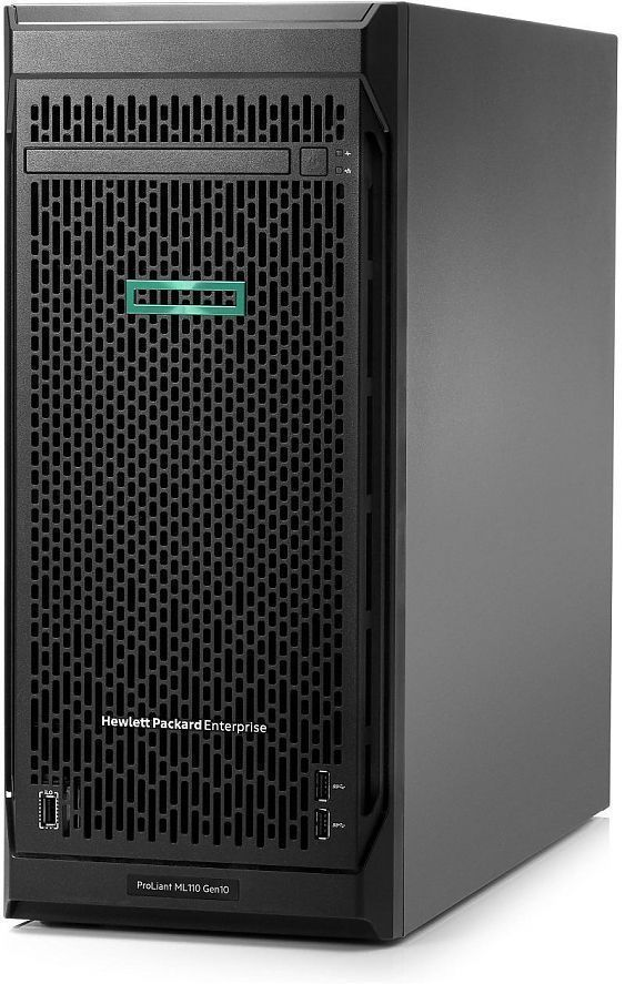 Сервер<br> HPE (HP) ProLiant ML110 Gen10