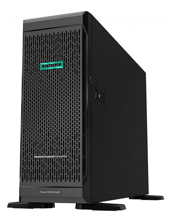 Сервер<br \> HPE (HP) ProLiant ML350 Gen10