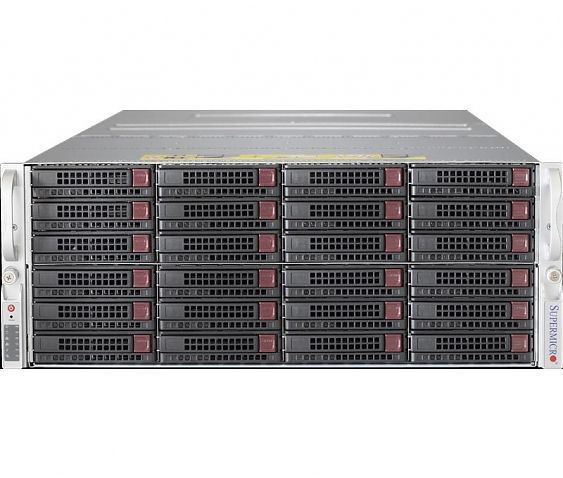 Сервер<br> SuperMicro SuperServer <br>SSG-6048R-E1CR36H