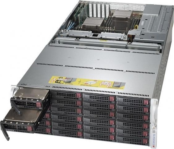 Сервер<br> SuperMicro SuperServer <br>SSG-6048R-E1CR90L