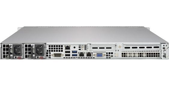 Сервер<br> SuperMicro SuperServer <br>SYS-1028R-WTR