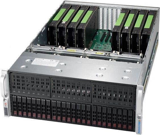 Сервер<br> SuperMicro SuperServer <br>SYS-4028GR-TRT