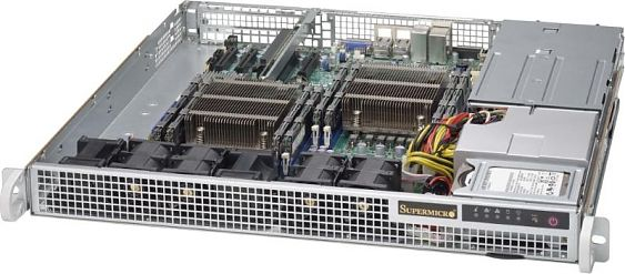 Сервер<br> SuperMicro SuperServer <br>SYS-6018R-MD