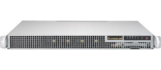 Сервер<br> SuperMicro SuperServer <br>SYS-6018R-MDR