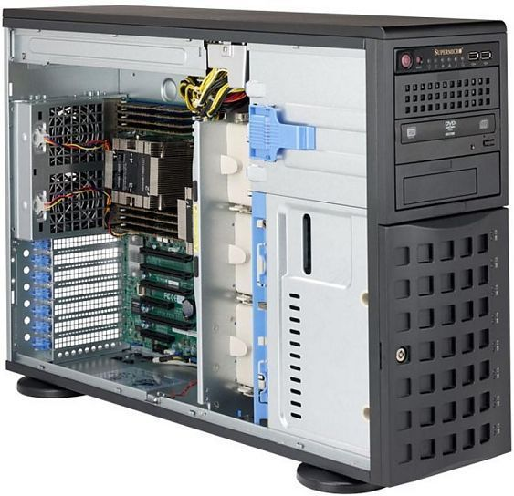 Сервер<br> SuperMicro SuperServer <br>SYS-7049P-TR